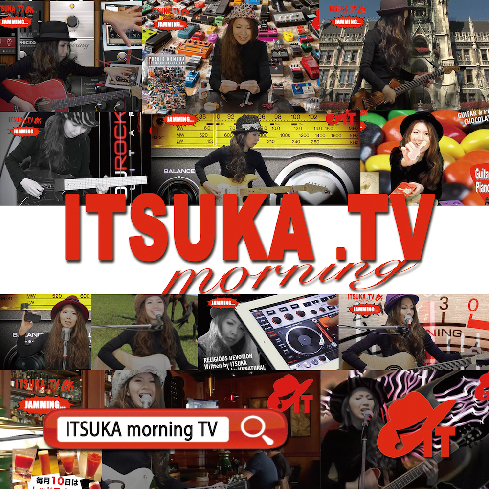 ITSUKA morning TV 1