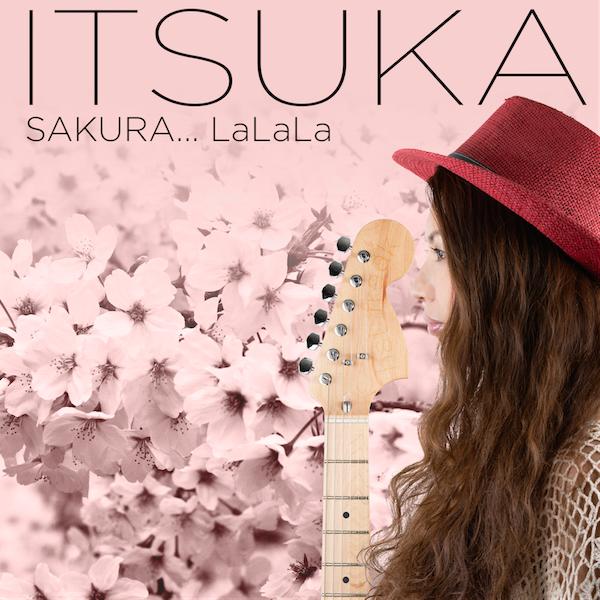SAKURA...LALALA ITSUKA - Cover - 600